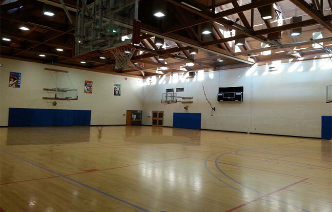 Basketball Court,USA LED High Bay Light