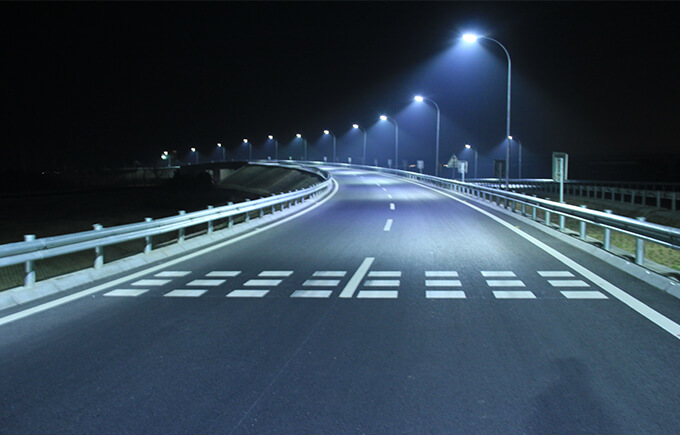 Motorway, China LED Street Light