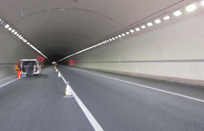 Ju Yongguan,China LED Tunnel Light