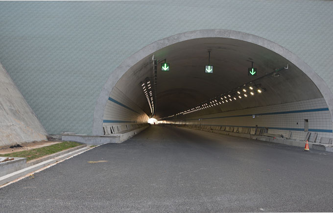 Chao Hui, China  LED Tunnel Light