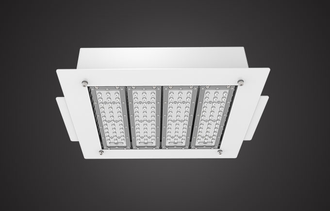 SafeGuard LED canopy light