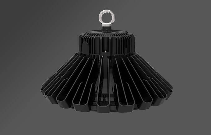 Compact I LED high bay light