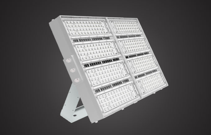 Lumiway 3 LED high mast light