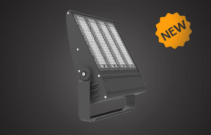 Tri LED Flood Light