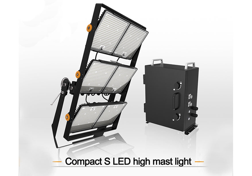 Sports lighting Solutions by Compact S LED High Mast Light