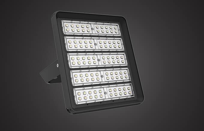 T-bar LED flood light