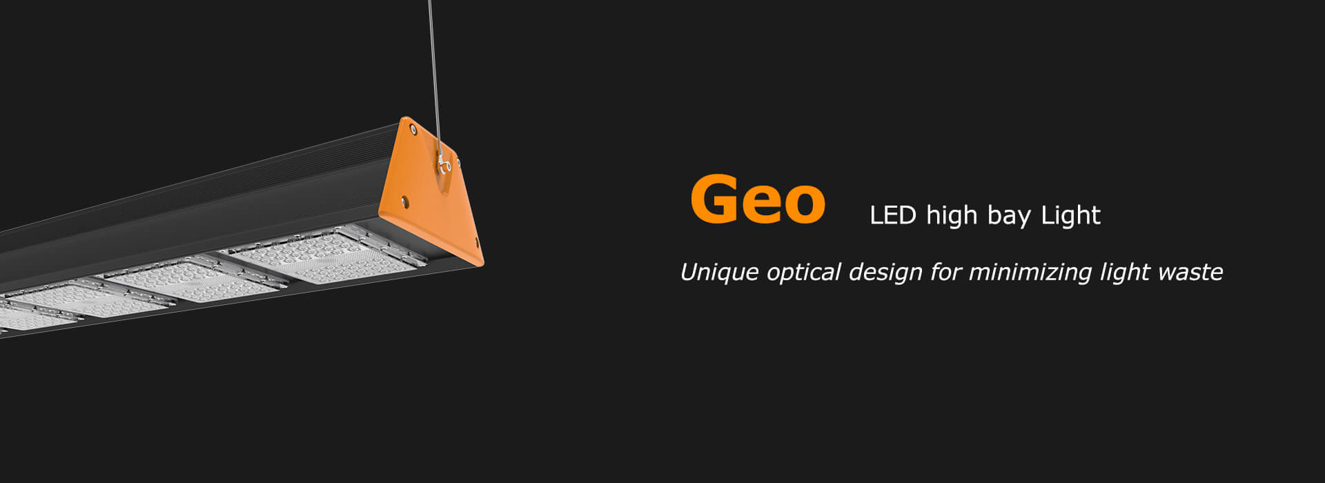Geo LED High Bay Light