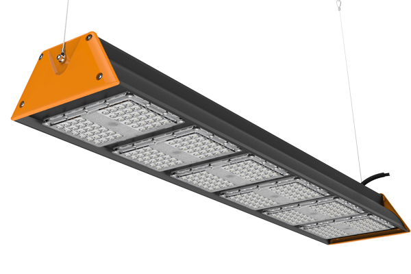 Linear II LED high bay light lens