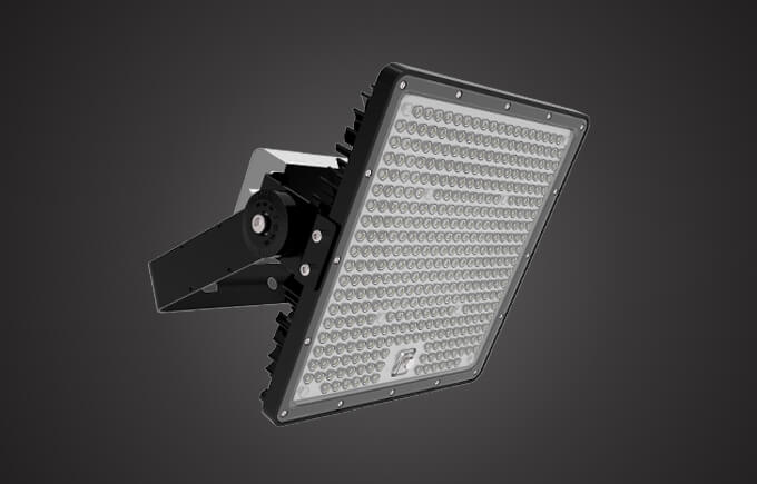 Compact S LED flood light