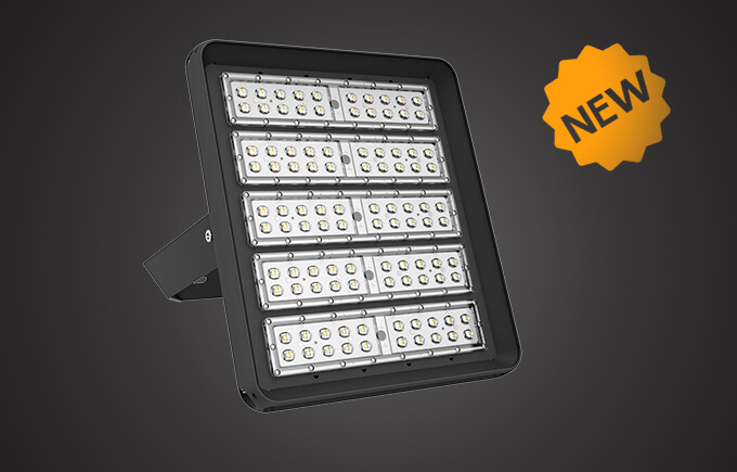 T-bar LED flood light