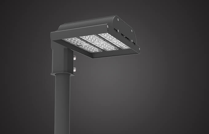 T-bar LED street light
