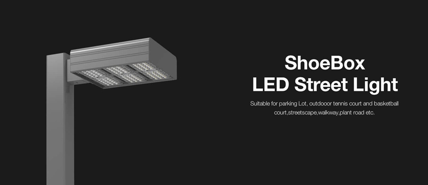 Shoebox LED street light led street light manufactory