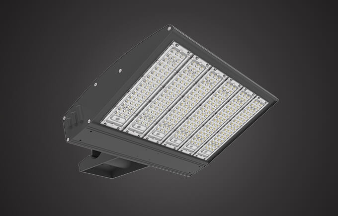 Tri LED High Mast Light
