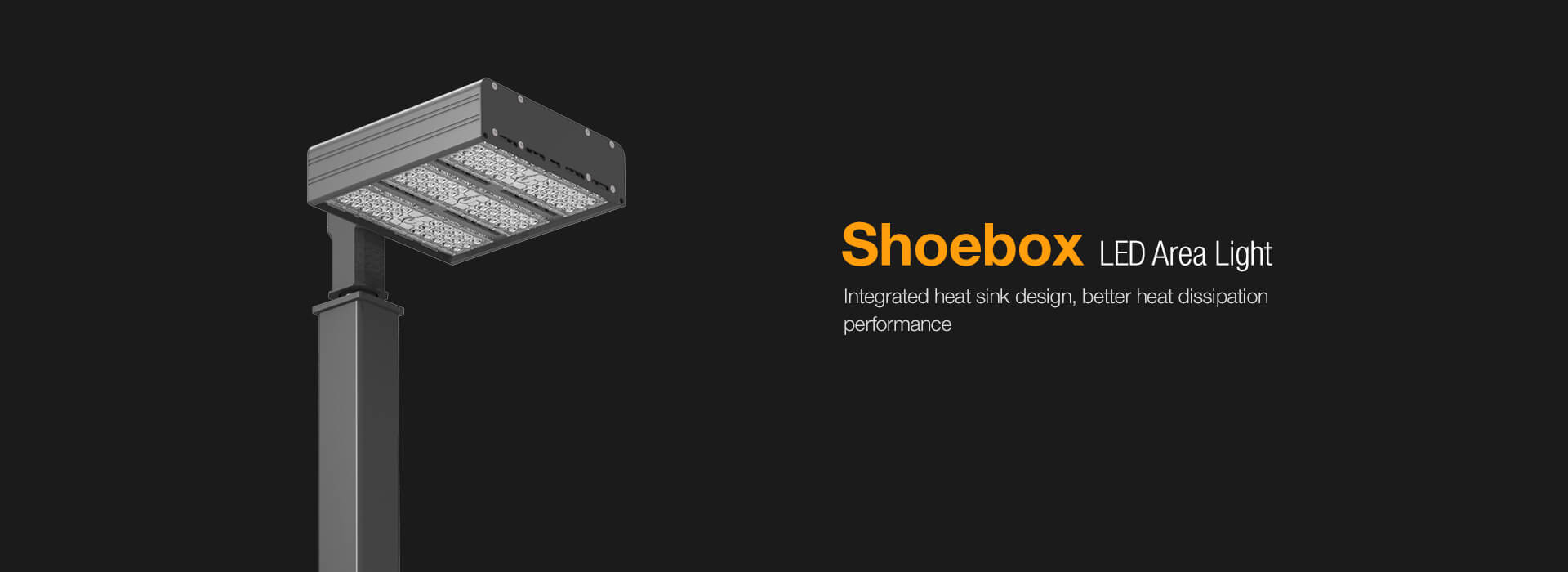Shoebox LED Area Light