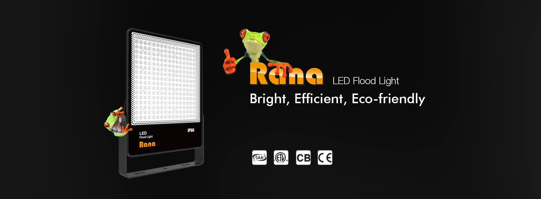 Rana LED Flood Light