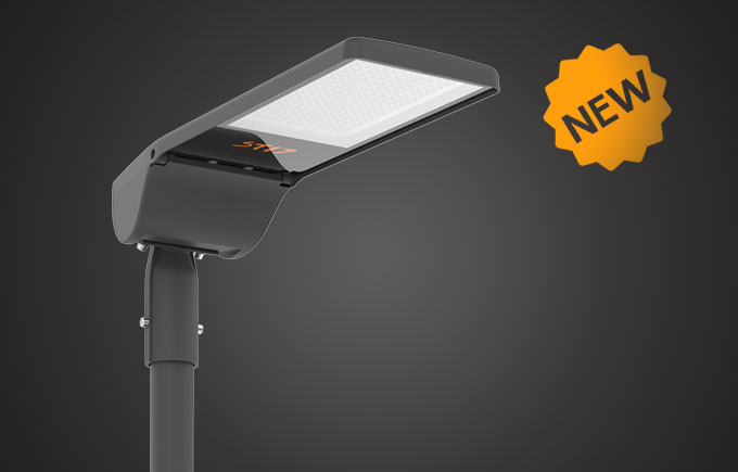 Sleek LED Street Light