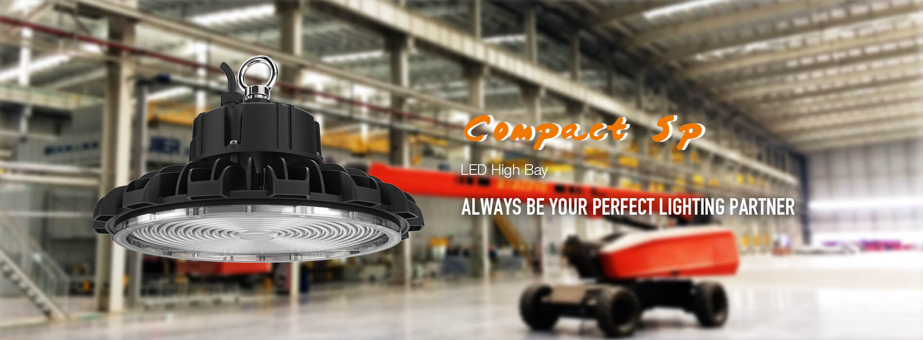 Compact Sp LED High Bay Light