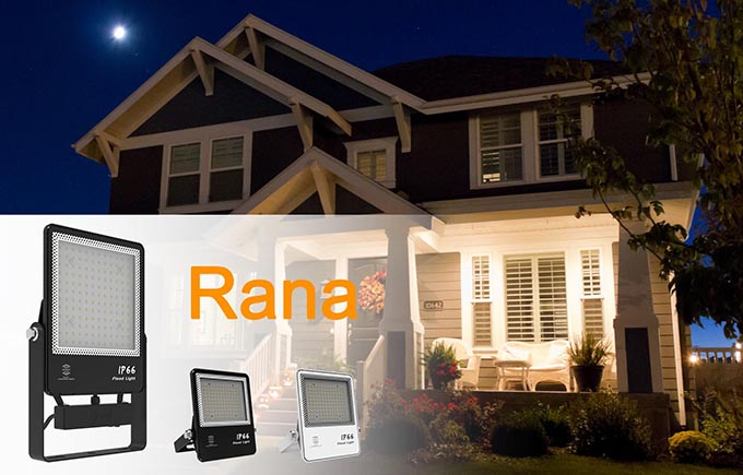 LED Floodlight with Sensor, Your Better Choice